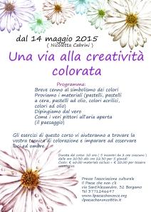 Corso di disegno - Una via alla creatività colorata