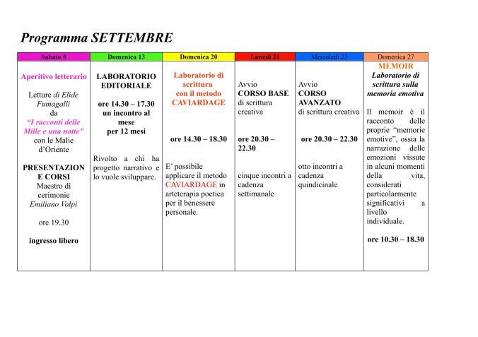 Programma SCRITTA GRANDE SETTEMBRE SENZA PREZZI_01
