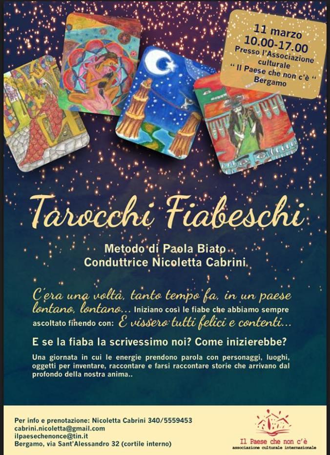 TAROCCHI FIABESCHI marzo