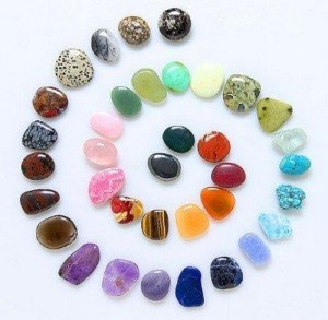 pietre e colori